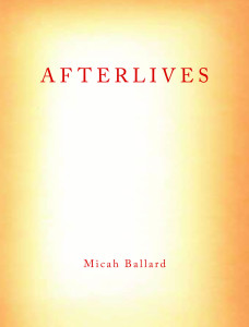 AFTERLIVES FRONT